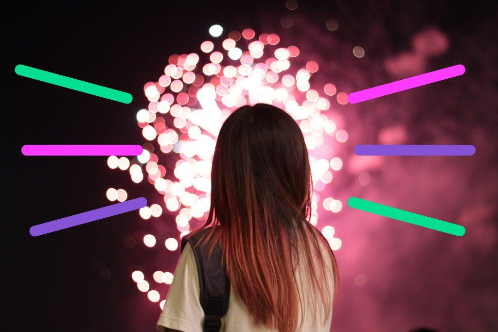 Fireworks photo by Chansereypich Seng