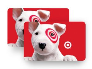 Two target gift cards