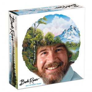 Bob Ross: The Art of Chill Board Game from Target