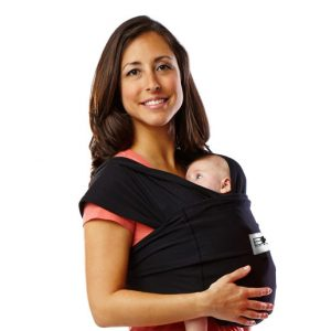 Baby wrap carrier from Target