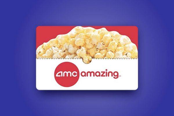 AMC gift card