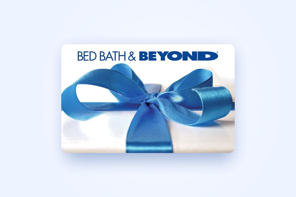 Bed Bath & Beyond gift card