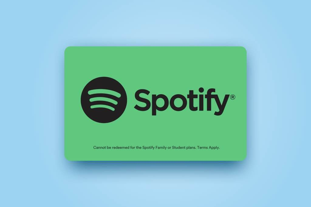 Check Spotify Gift Card Balance · Dabbl Blog