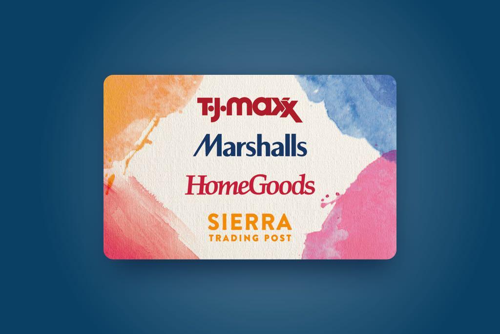 Check Marshalls Gift Card Balance Dabbl Blog
